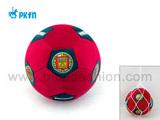 12CM毛绒玩具足球葡萄牙款